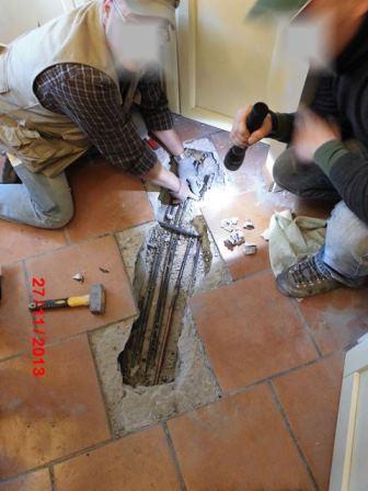 Consulenze tecniche ing mauro gattone home for Collegamento del tubo di rame al pvc